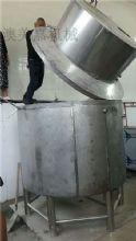 惠州酿酒机器,惠州固液两用酿酒机器食品亚光不锈钢制作