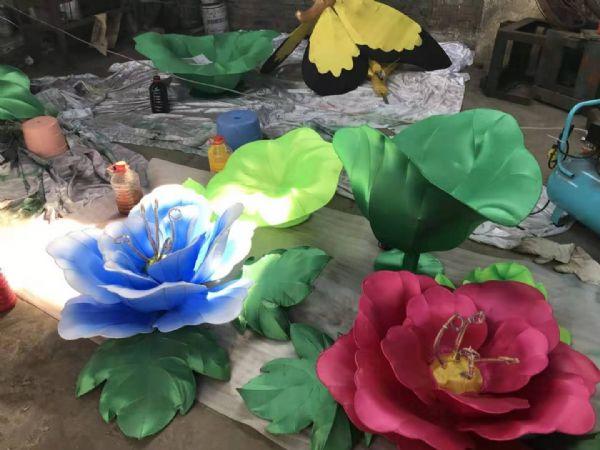 西安彩灯制作厂   西安花灯制作   西安花灯设计  西安花灯制作公司