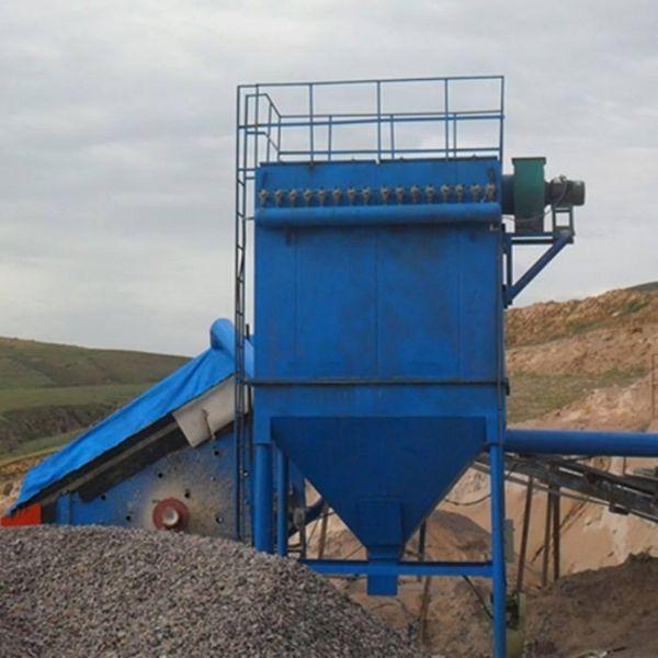 河北工业喷砂房喷砂机除尘设备除尘系统布袋除尘器