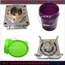 5升中石油注塑桶模具 欧式中石化注塑桶模具