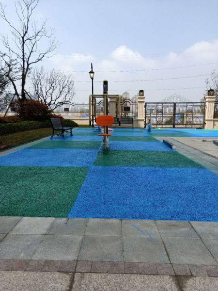 梅洲市透水混凝土价格及彩色透水混凝土配料表