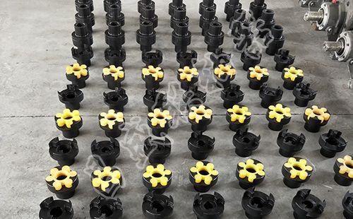 河北滄州供應LM型梅花形聯軸器