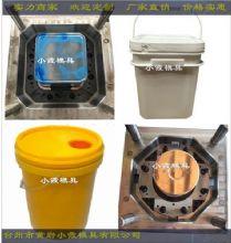 臺州注塑模具 20升防凍液桶模具 臺州注塑模具 18升塑膠桶模具