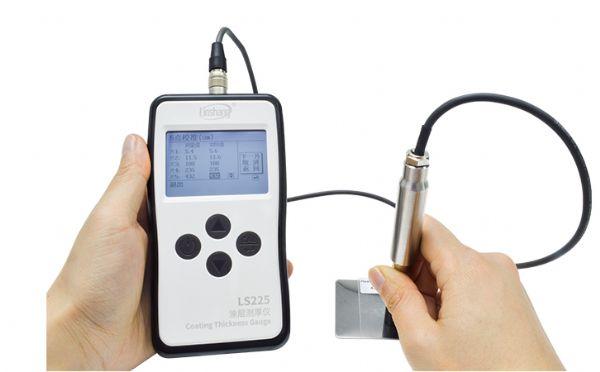 林上LS225+F500镀锌层测厚仪简单介绍