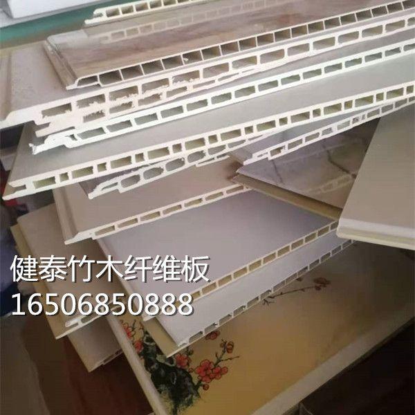 3D竹木纤维板背景画生产厂家及价格