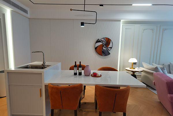 螢火蟲生態家居環境是由空間氛圍與細節構筑