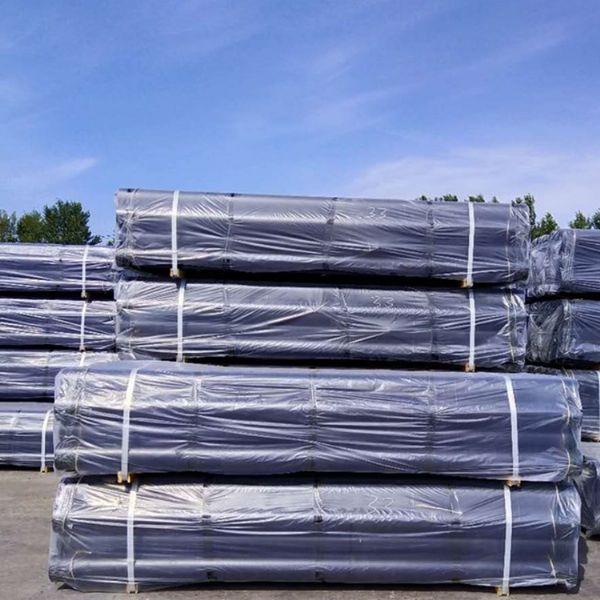 上海现货柔性铸铁管 建筑铸铁下水管 3米规格离心铸铁管 可配送